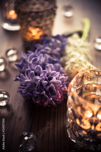 Beautiful Wedding Night Decorations Buy This Stock Photo And