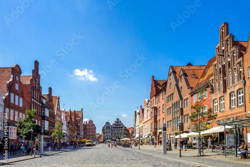 Fotomural  Lüneburg