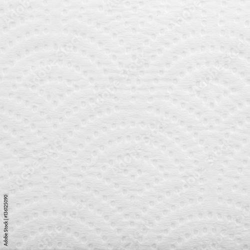 Fotografering  Texture of white tissue paper