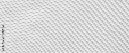 white fabric silk texture Canvas Print