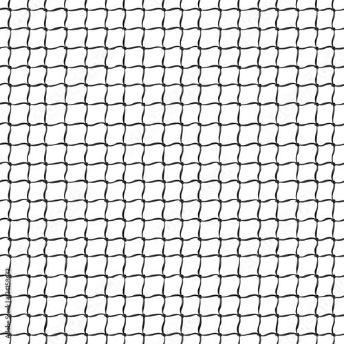 Tablou Canvas Tennis Net seamless pattern