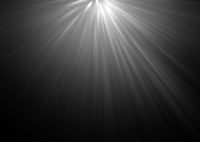 Abstract Beautiful Rays Of Lig...