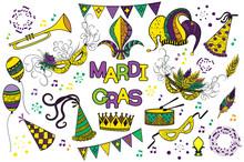 Mardi Gras Or Shrove Tuesday C...
