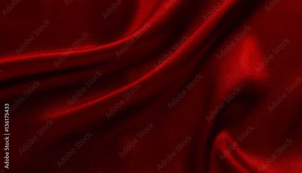 Fototapety, obrazy: abstract background luxury cloth or liquid wave or wavy folds
