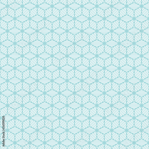 szesciany-bez-szwu-wzor-kwiaty-gwiazdy-turkusowe