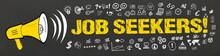 Job Seekers! / Megafon Mit Sym...