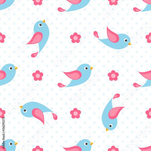 delikatna-ilustracja-z-ptakami-i-kwiatkami