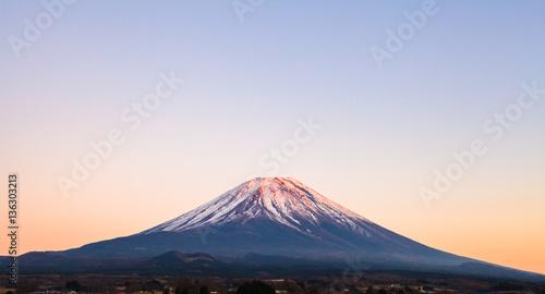 Fotografie, Obraz 静岡からみた富士山