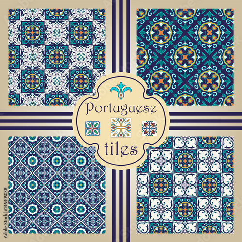 Vector Seamless Texture Collection Set Of Beautiful Colored Patterns For Design And Fashion With Decorative Elements Buy This Stock Vector And Explore Similar Vectors At Adobe Stock Adobe Stock