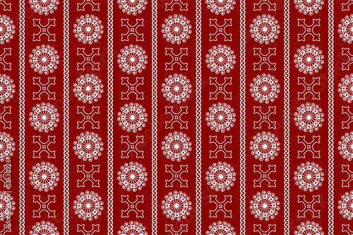czerwonego-bezszwowego-rocznika-ornamentacyjny-wzor-ilustracji-wektorowych