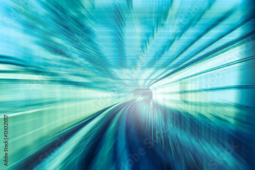 fototapeta na drzwi i meble abstract motion speed blur background - can use to display or montage on product