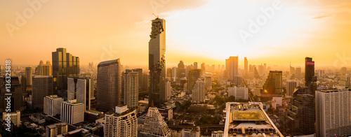 Obraz na płótnie Bangkok Cityscape