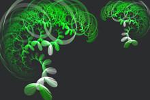 The Swirl Abstract Bonsai Tree