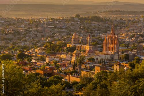 Fototapeta premium San Miguel de Allende