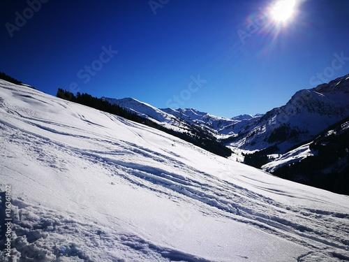 Photo  Skitour Joelspitz Inneralpbach