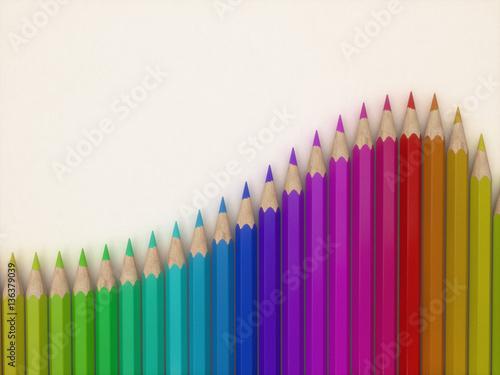 kolorowe-kredki-na-tle
