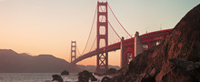 Golden Gate Bridge Of San Fran...