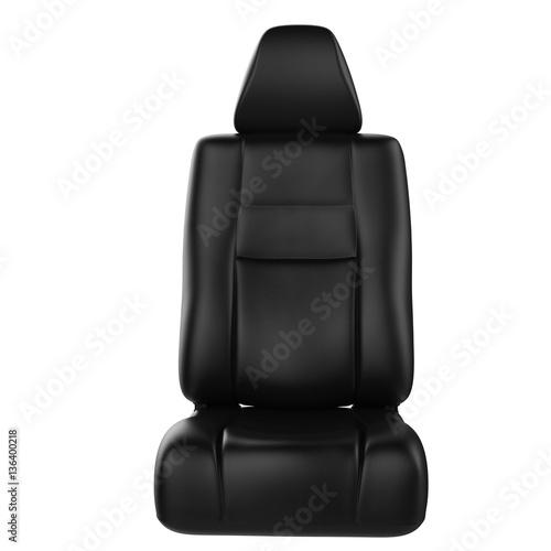 Slika na platnu leather car seat