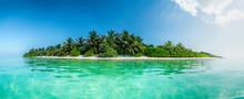 Thoddoo Island Panorama