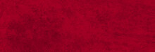 Red Abstract Background For Valentine's Day Or Christmas  ( Texture , Banner )