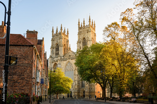 Foto  York Minster Cathedral England