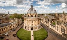 Oxford City England