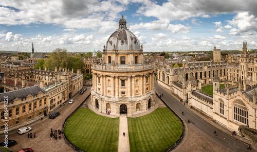 Obraz na plátně Oxford city England