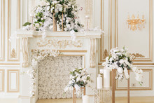 Luxurious Vintage Interior Wit...