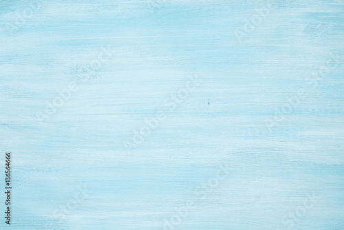 Light blue abstract wooden texture background image Fototapet