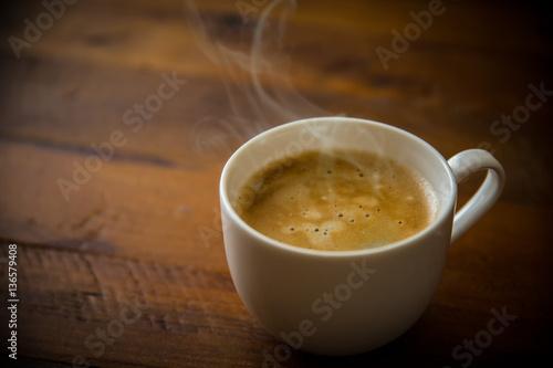 Photo  ホットコーヒー
