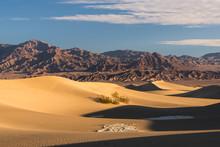 Mesquite Flats Sand Dunes, Dea...