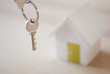 house key real estate concept