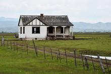 Oregon Trail, Idaho, Abandoned...