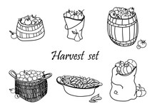 Vector Harvest Set