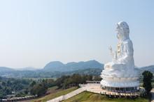 Bouddha Géant, Wat Huai Pla Kung, Chiang Rai, Thaïlande