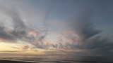 Fototapeta Tęcza - sky. Italy. Sea. sunset