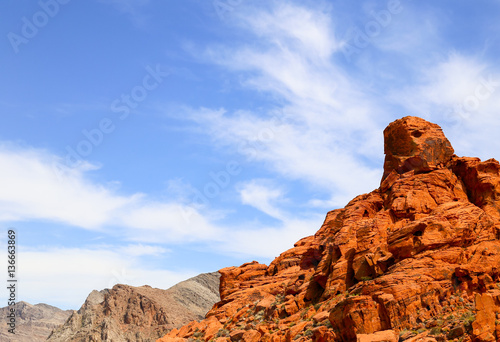 Rocks in the Valley of Fire