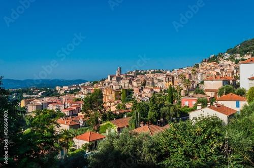 Fényképezés  Grasse, capitale du parfum,  Provence, Alpes, Côtes-d'Azur, France