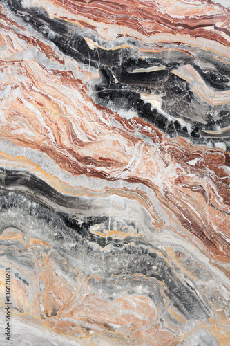 Canvas Prints Marble Mulicolored natural marble. Background of natural stone.