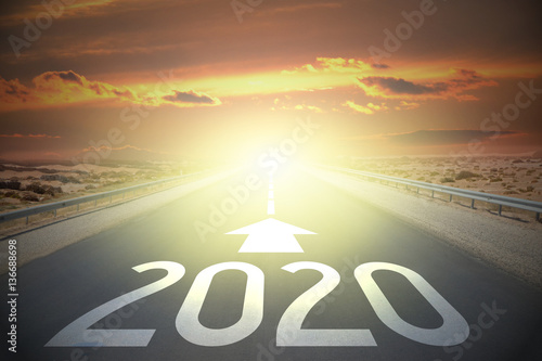 Poster  Road concept - 2020