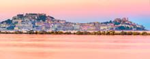 Sunset On Portoferraio, Elba Island, Tuscany, Italy