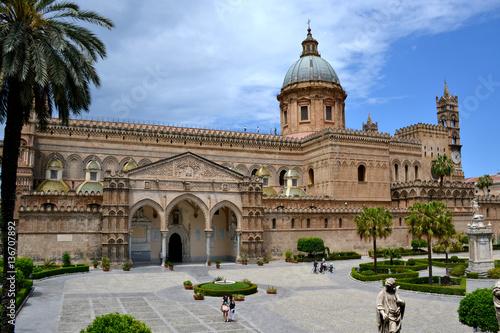 Cadres-photo bureau Palerme Maestosa Cattedrale di Palermo della Santa Vergine Maria Assunta