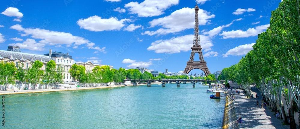 Fototapety, obrazy: Paris, France