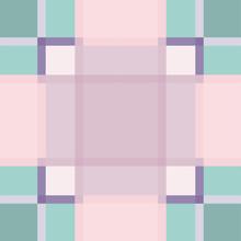 Geometric Squared Lilac Seamle...