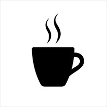 Espresso Icon. Strong Coffee I...
