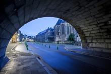 Under An Bridge