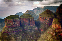The Three Rondavels, Blyde River Nature Reserve, South African R