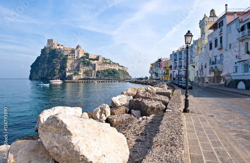 Fotomural The island of Ischia