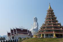Wat Huai Pla Kung, Chiang Rai, Thailand