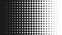 Halftone Pattern Background, R...